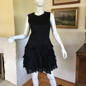 BNWT French Connection Ruffle Dress